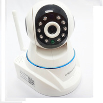 Camara Seguridad Ip Wifi Hd 1mp Motorizada Inalambrica Audio