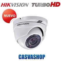 Camara Domo Hikvision Turbo Hd 720 P Ds-2ce56c0t-irm Metal