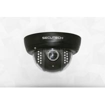 Camara Varifocal Secutech 700 Tvl,chip Sony 1/3 C/infrarrojo