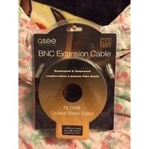 Extension De Cable Para Camaras De 30mts Qsee