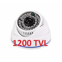Cámara Domo 1200 Tvl 36 Leds 3.6mm Con Iva Envio Gratis Ccs