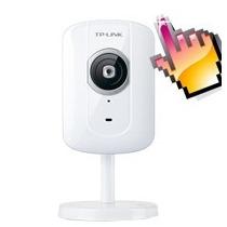 Camara Ip De Seguridad Tp-link Tl-sc2020 Con Audio