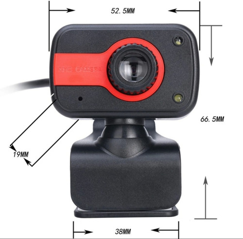 camaras web 720 fhd / web cam teletrabajo pc o laptop