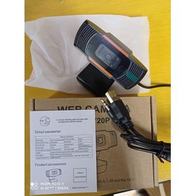 Camaras Web Hd Web Cam 1080p / 720p Teletraba Zoom Pc Laptop
