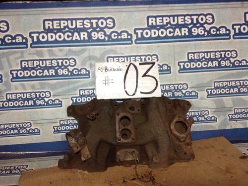 camarin dodge 318 v-8 carburado