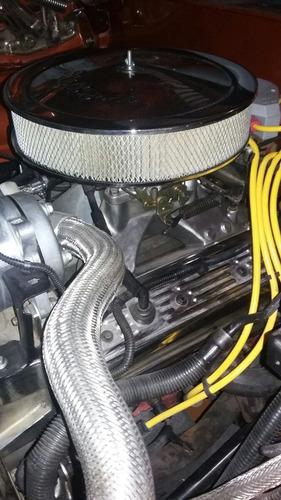 camarin pulido motor chevrolet 350 vortec 5.7 tapa rallada