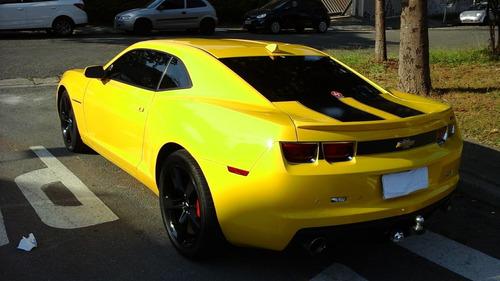 camaro 2ss v8 amarelo r$ 115 mil