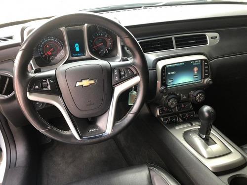 camaro 6.2 2ss coupe v8 gasolina 2p automatico 2012/2013