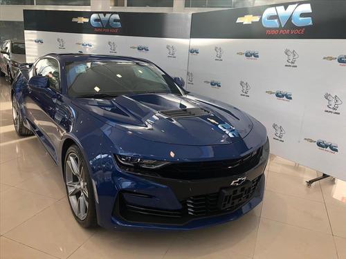 camaro 6.2 ss coupé v8 gasolina 2p automático