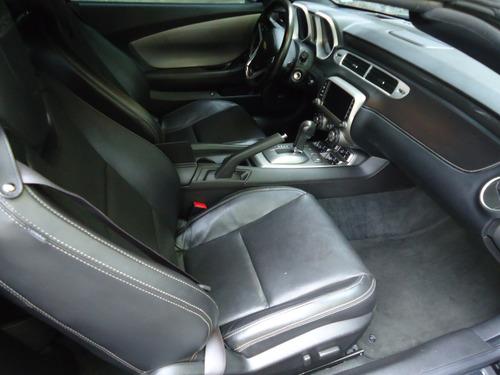 camaro ss convertible 2013 (impecable)