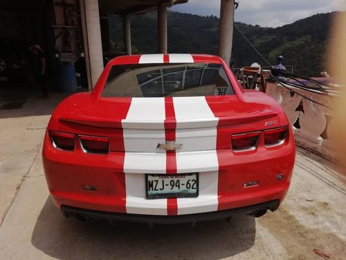 camaro ss estandar 2012