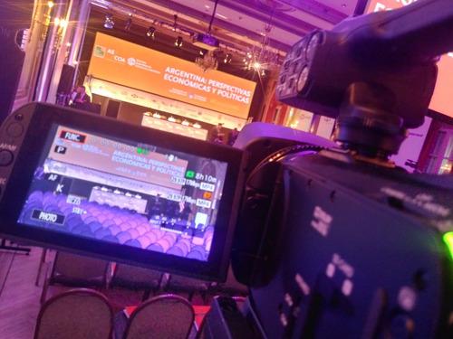 camarografo para eventos y cctv