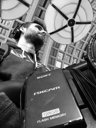 camarógrafo - sony a7s2 4k - steadycam - nx5 - grua - drone