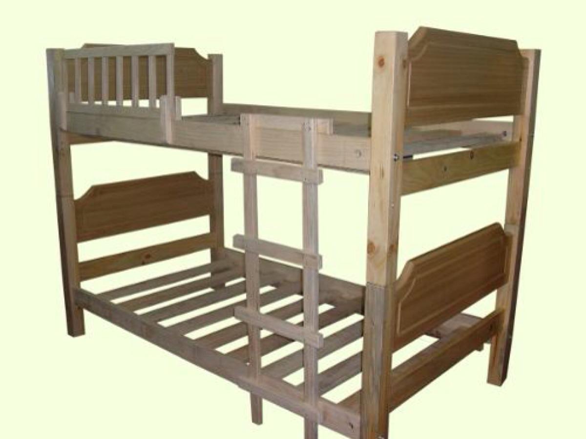 Camarote de madera el mejor del mercado en for Fotos en madera