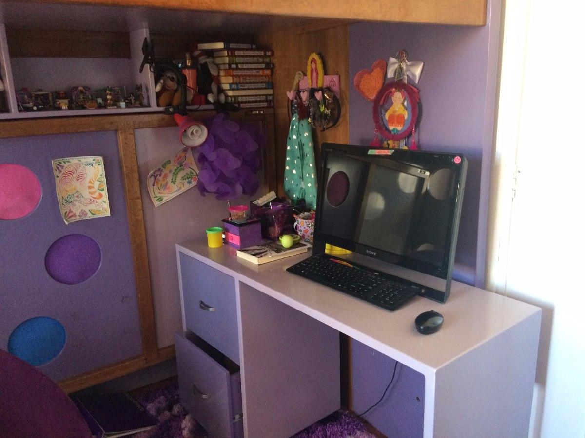Camarote dise o exclusivo cama nido abatible escritorio - Camas nido diseno ...