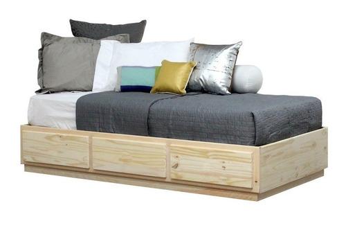 camas a medida cb clara blanco muebles pino macizo