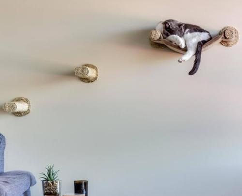 camas aéreas para gatos - unidad a $110000