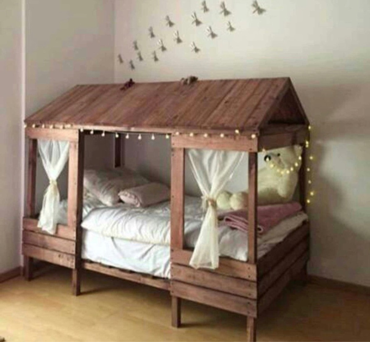 Camas Madera Nios Simple Venta Cama Thomas Thk Con Colchn With