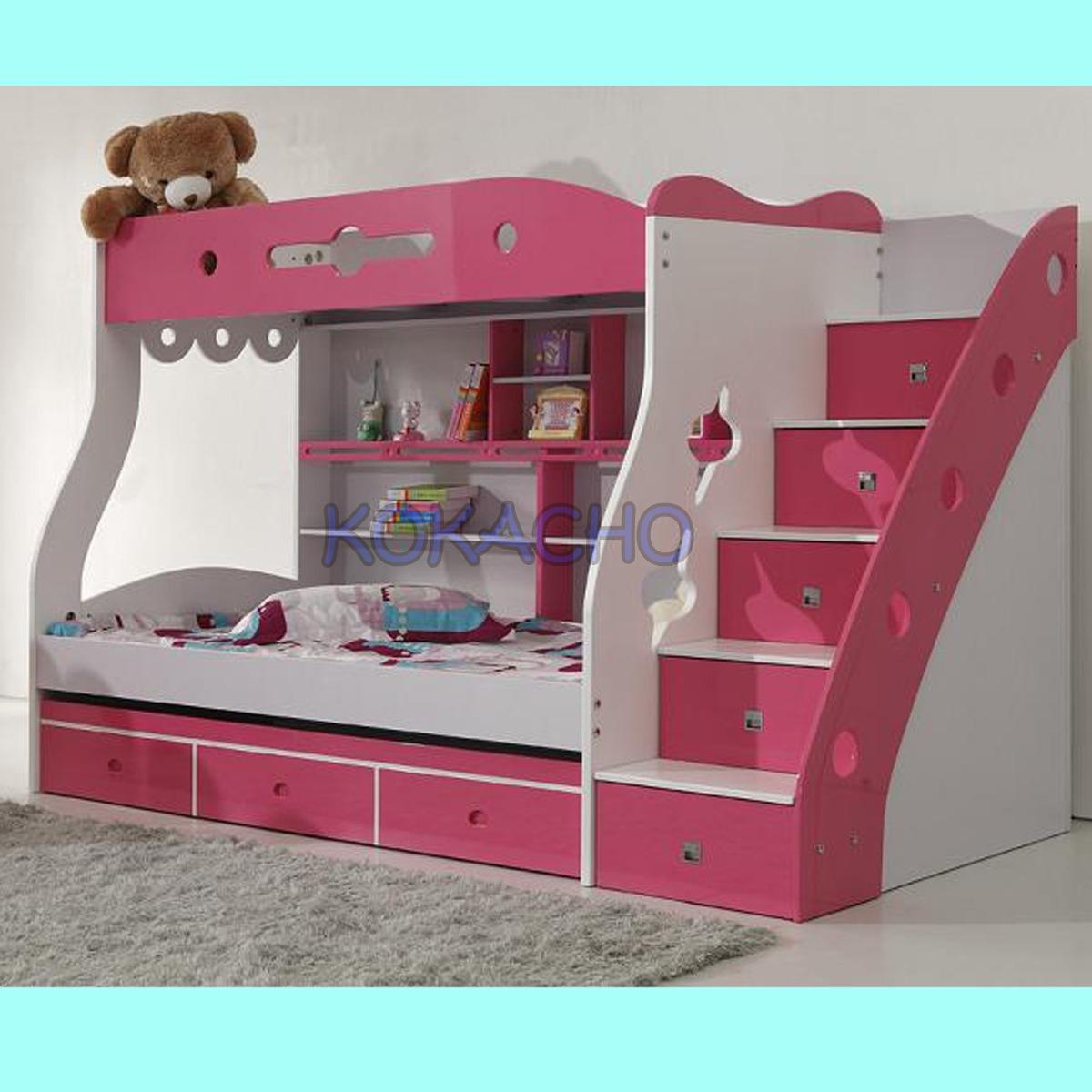 Muebles Camas Infantiles Cuchetas - Todo para tu Dormitorio en ...