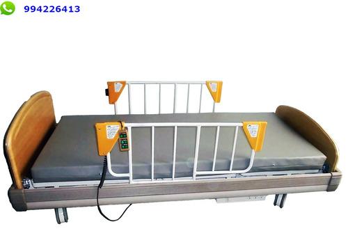 camas clinicas electricas, mecanicas a domicilio en alquiler
