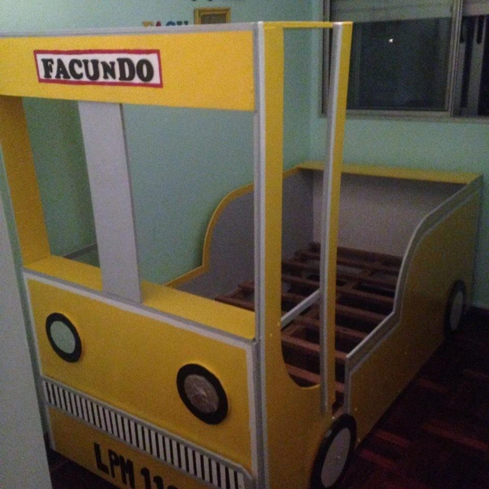 Camas con dise os infantiles de fabrica en for Fabricas de muebles en montevideo uruguay