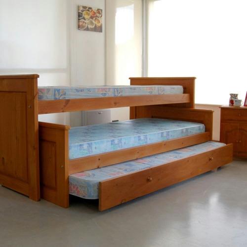 camas con nido y gavetas nuevas