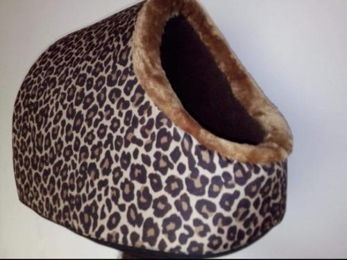 camas cuevas de 38 y 48 cm  para gato o perro
