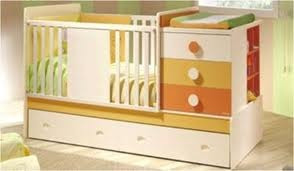 camas cunas varios diseños