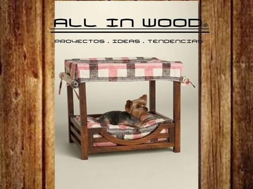 camas de perro