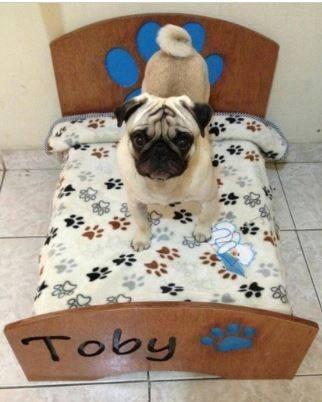 Camas en madera para perros gatos en mercado - Camas para perros de madera ...