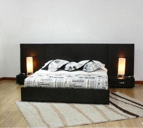 camas lineales modernas