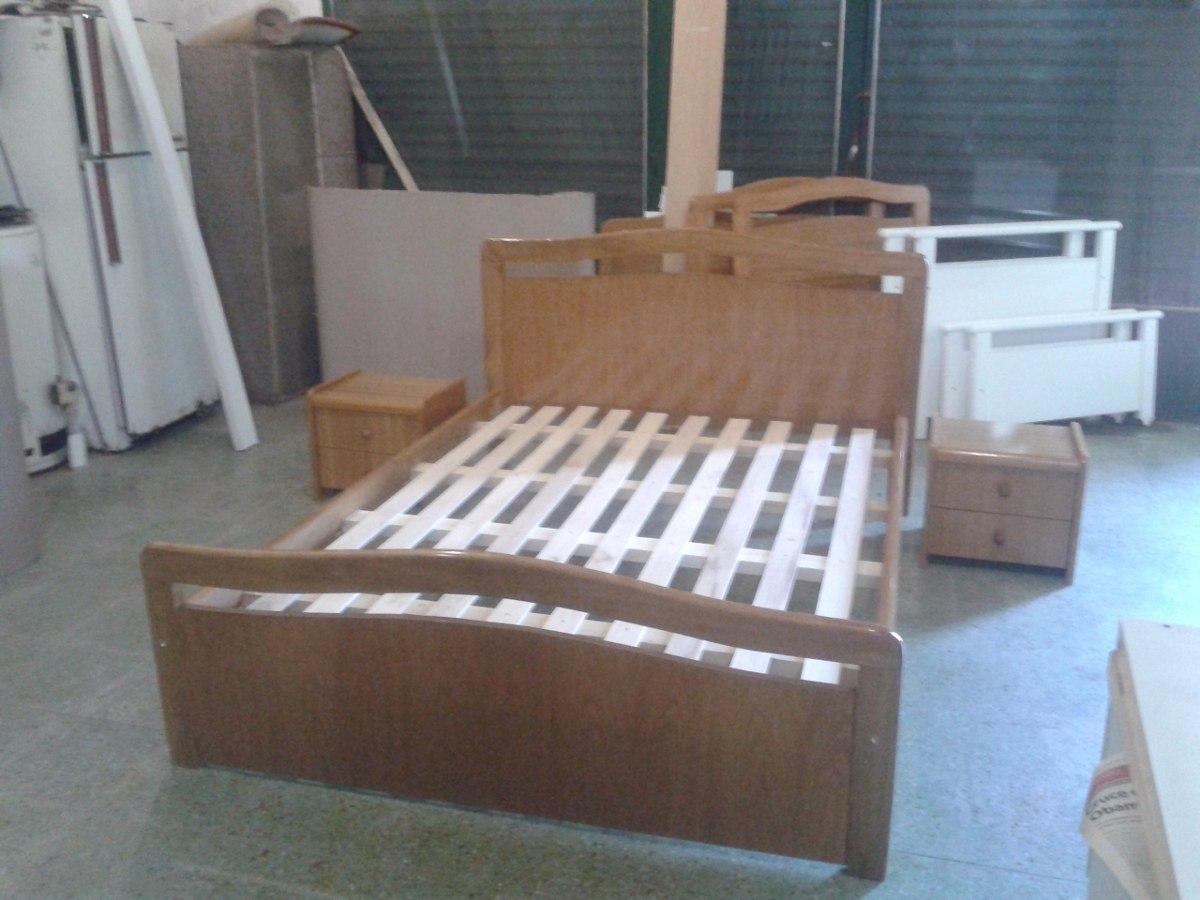 Vistoso Muebles De Cama De Madera Sólido Blanco Colección de ...