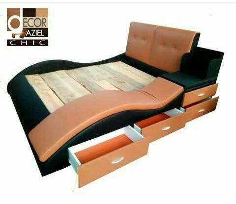 camas matrimoniales modernas