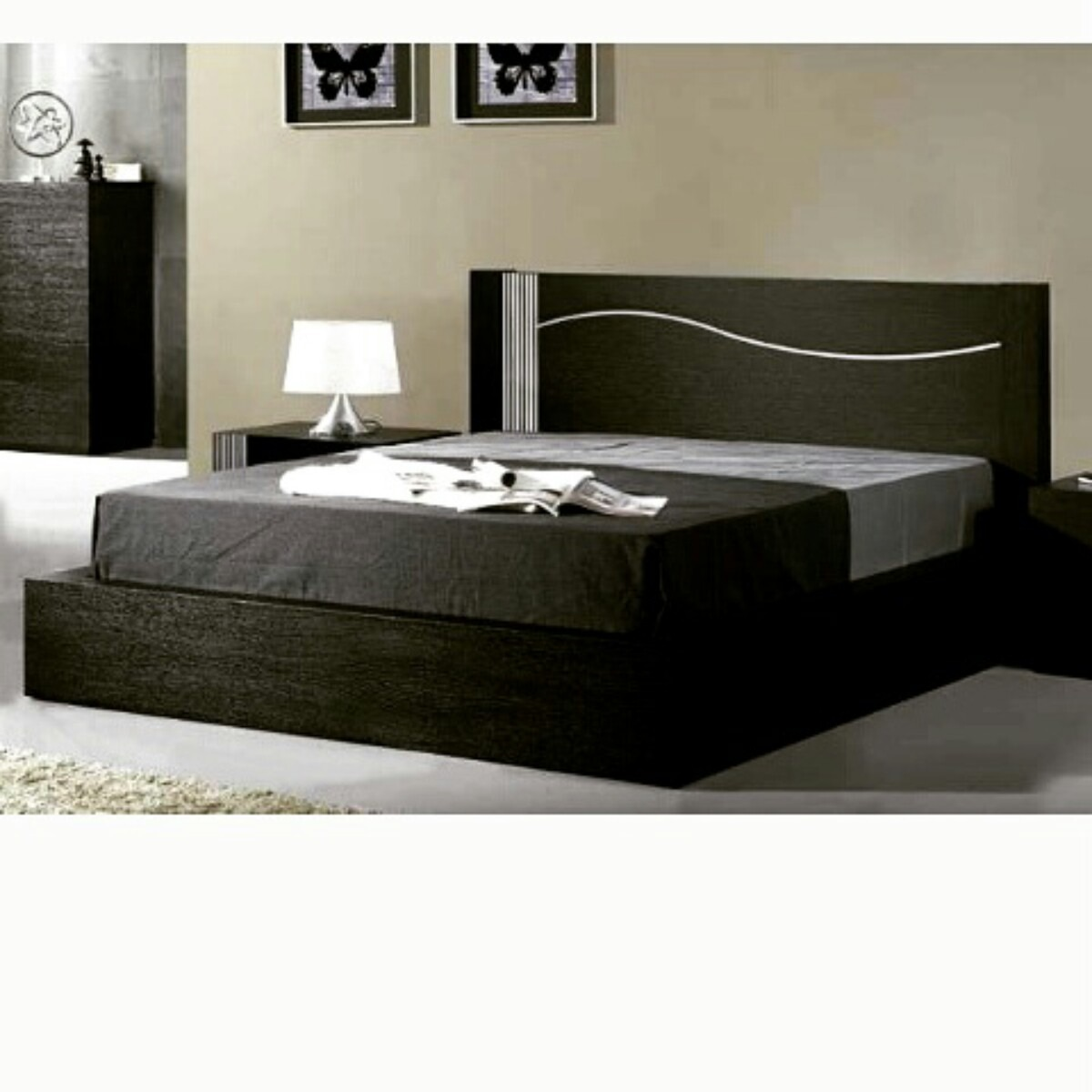 Camas matrimoniales queen y king size bs en for Cama king paraiso