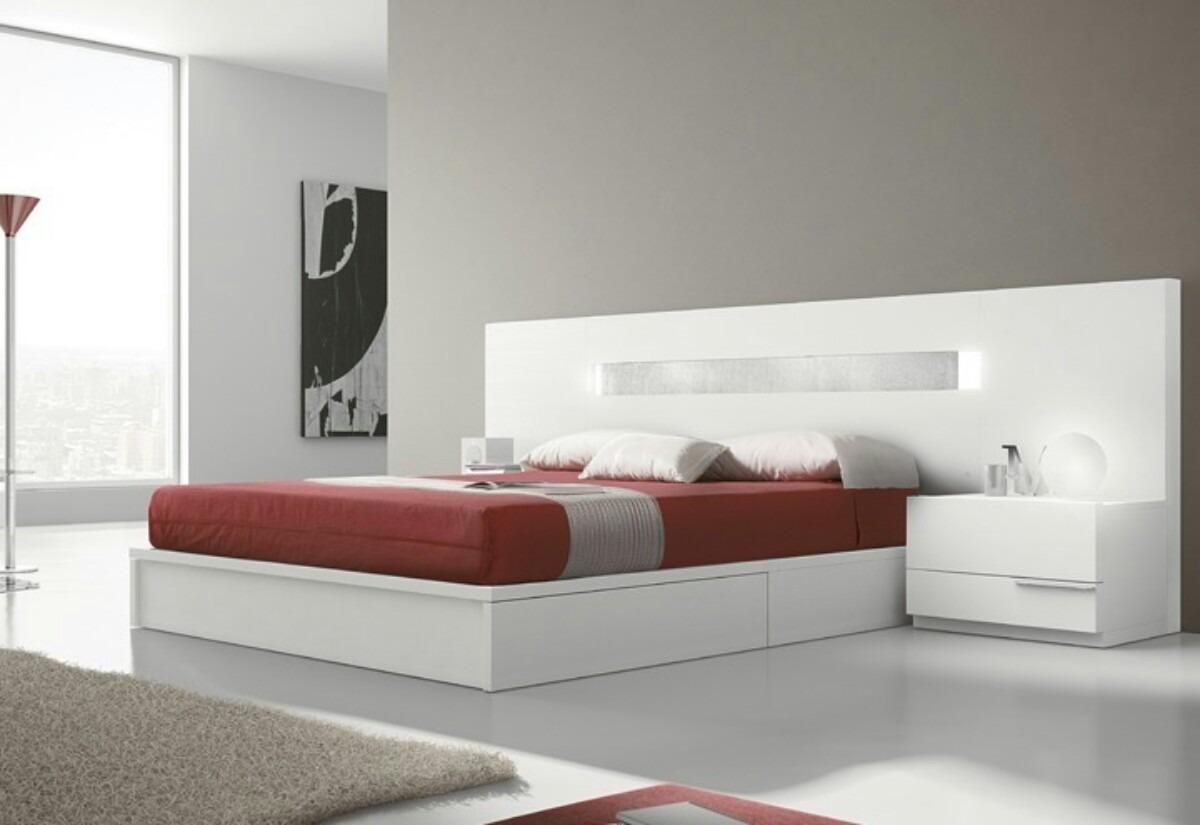 camas minimalista modernas