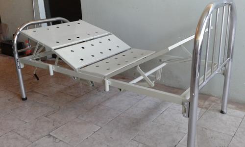 camas ortopedicas de internacion reforzadas como nuevas !!