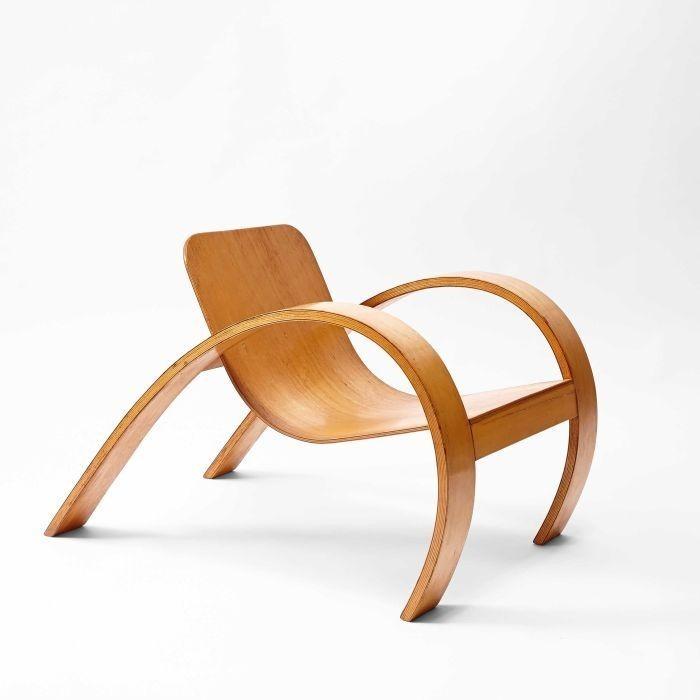 Camastro de madera de pino fino de dise o muebles lluminat - Muebles recibidores de diseno ...