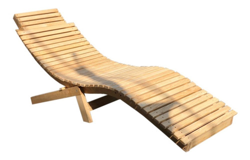 camastro madera pino duela 200x60x80cm envío gratis