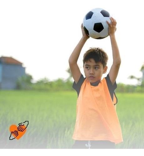 cambia al mundo con un balón (donación)