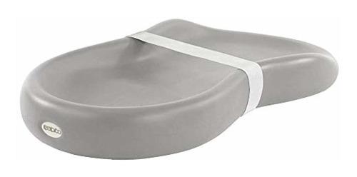 cambiador con forma de maní de keekaroo, talla única, gris