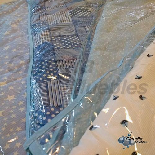 cambiador impermeable de tela para bandeja de cuna bebe