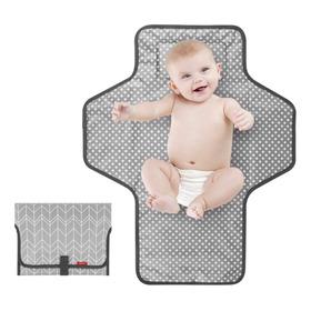 Cambiador Plastico Bebe Portatil