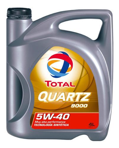 cambio aceite total 9000 5w40+f aceite+col peug 308 1.6 16v