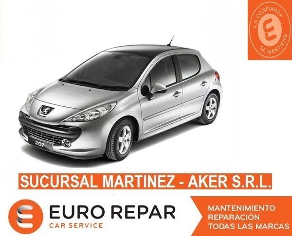 Cambio Aceite Y Filtro Peugeot 207 Compact 1 6 Euro Repar 2 930
