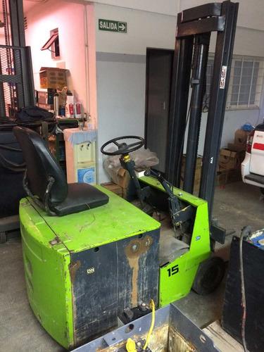 cambio aut. eléctrico triciclo para 1000kg por baterías