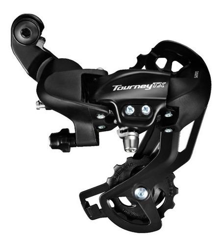 cambio bicicleta shimano tourney tx 800 6v 7v 8v original