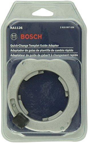 cambio bosch ra1126 guía rápida adaptador plantilla
