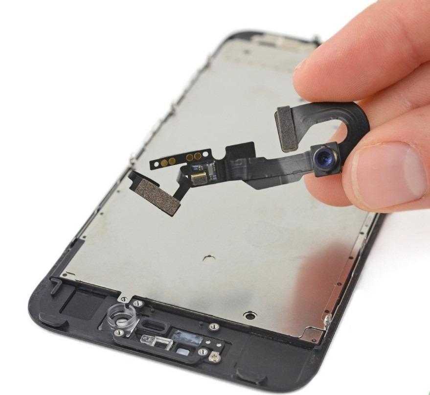 eb8d717ac87 Cambio Cámara Frontal Y Sensor Proximidad iPhone 7 Plus - $ 3.958,00 ...