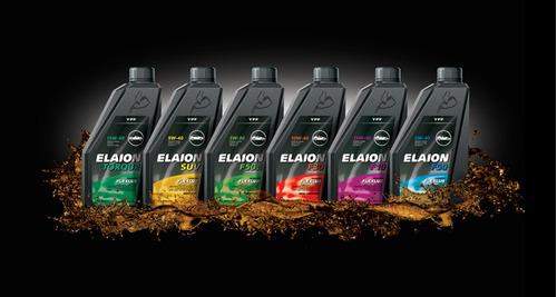 cambio de aceite elaion f10/f30/f50/f50e y filtro de aceite