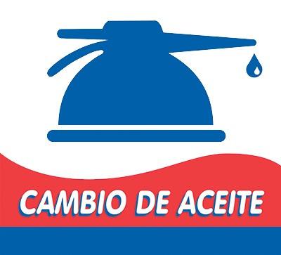 cambio de aceite y engrases a excelente precio